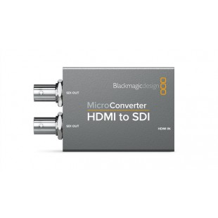 Blackmagic Micro Converter HDMI to SDI Front