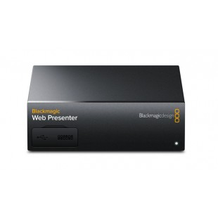 Blackmagic Web Presenter Front