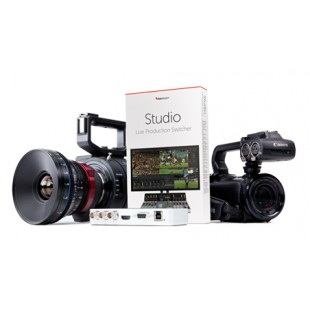 Livestream Studio Software (cameras and accessories not included)