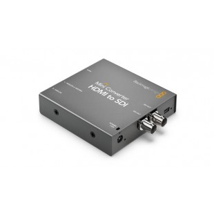 Mini Converter HDMI to SDI 2 Side Angle