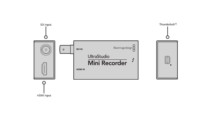 blackmagic ultrastudio mini recorder driver