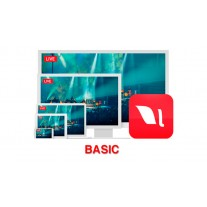 Livestream Platform Basic - Annual