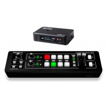 Facebook Live Pro Bundle - Roland V-1HD Video Switcher and Teradek Vidiu Pro