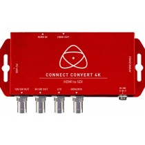 Atomos Connect Converter 4k Scale Overlay HDMI to SDI