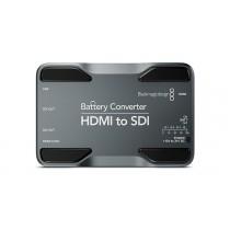 Blackmagic Battery Converter HDMI to SDI Front
