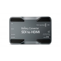 Blackmagic Battery Converter SDI to HDMI Front