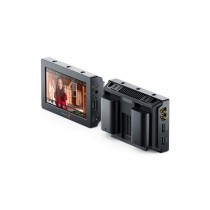 Blackmagic Video Assist Side Angle