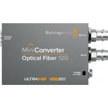 Blackmagic Mini Converter Optical Fibre 12G - Front