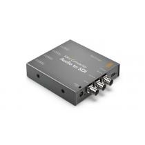 Mini Converter Audio to SDI Front Angle View