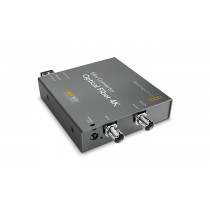 Blackmagic Mini Converter Optical Fiber 4K Front Angle
