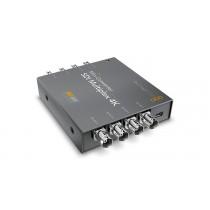 Blackmagic Mini Converter SDI Multiplex 4K Front Angle
