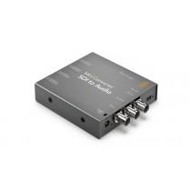 Blackmagic Mini Converter SDI to Audio Angle