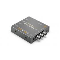 Blackmagic Mini Converter SDI to Audio 4K Angle