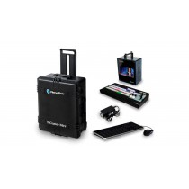 NewTek TriCaster Mini Multi Standard Bundle including Control Surface and Travel Case
