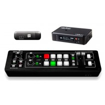 Facebook Live Pro Bundle - Roland V-1HD Video Switcher, Teradek Vidiu Pro and 4G USB Modem