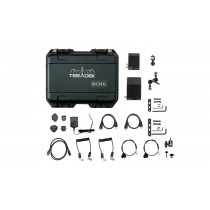 Teradek Bolt Pro 500 SDI / HDMI Wireless Video TX / RX Deluxe Kit and Sidekick II