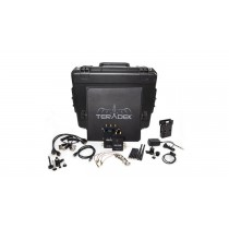 Teradek Bolt Pro 3000 Deluxe Kit with Gold Mount SDI & HDMI Transmitter Receiver Set