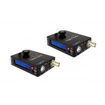 Teradek Cubelet 106 - 306 HDSDI Encoder and Decoder Pair