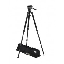 Miller Compass 12 Solo 75 2-Stage Alloy Tripod (1876)