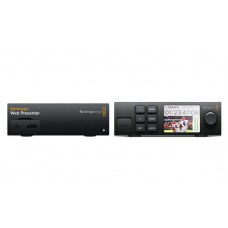 Blackmagic Web Presenter and Teranex Mini Smart Panel Bundle