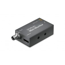 Blackmagic UltraStudio Mini Monitor Front Angle