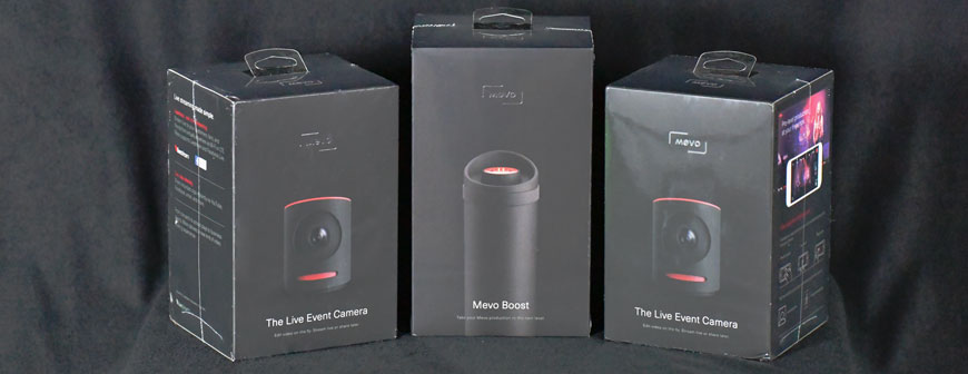 Livestream Mevo Arrived at The Streaming Guys
