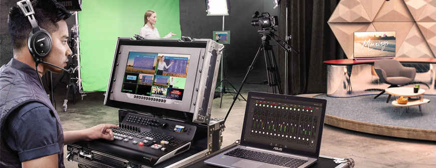 New Blackmagic Products