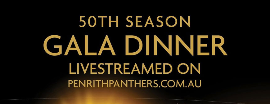 Penrith Panthers Gala Dinner