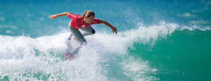 Sydney International Women's Pro Surf Event - Sally Fitzgibbon
