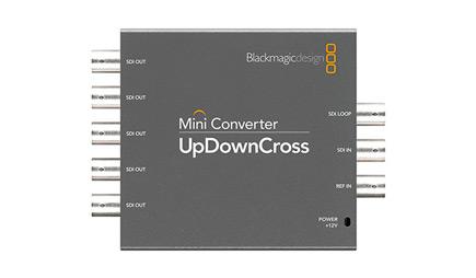 blackmagic Mini Converter Up Down Cross