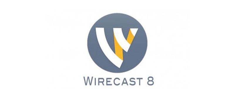 wirecast 8 logo