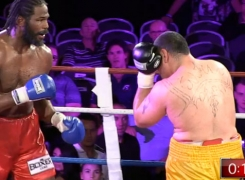 Pacific Promotions Heavy Weight Boxing