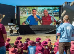 NRL Legends Live Stream Footy Clinic