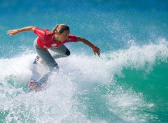 Live Streaming the Sydney Women's International Pro Surfing Event