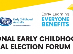 ECA's Federal Election Forum on Facebook Live