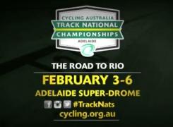 2016 Cycling Australia Track Championships Webcast with Teradek Bond 2